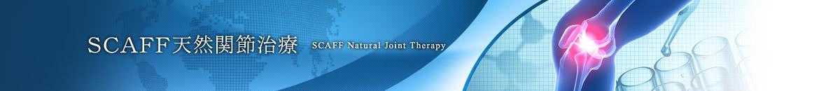 SCAFF天然関節治療